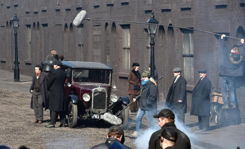 Filmagens da 6ª Temporada de Peaky Blinders chegam ao fim